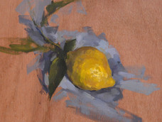 Lemon Study, Phoebe Dickinson